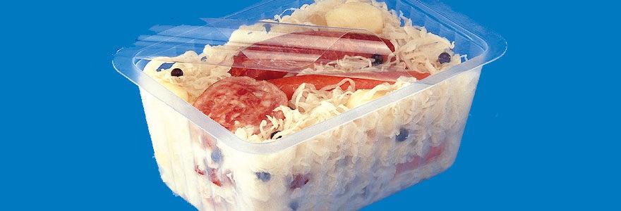 boites de conservation alimentaire pour bouchers